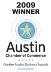 2009 Greater Austin Awards Winner