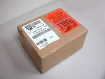 Packaging & Shipping Instructions