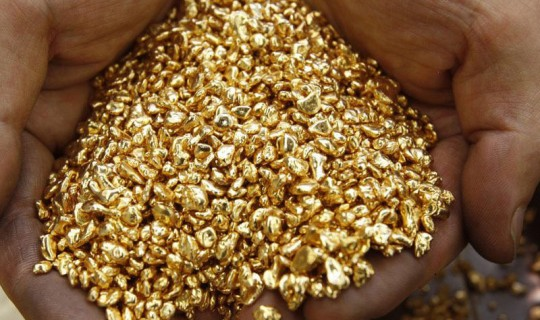 Sifting for Gold in a River of Gold-plate