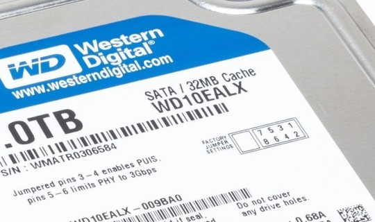 Western Digital Data Recovery Experts