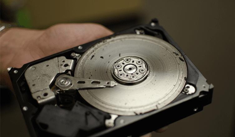 bad hard drive