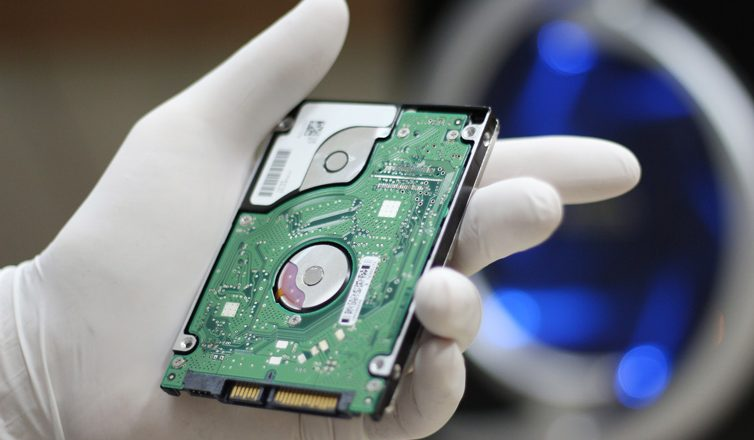 low cost data recovery - hard drive