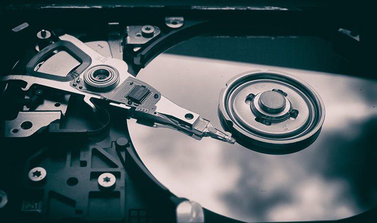clicking hard drive malfunction